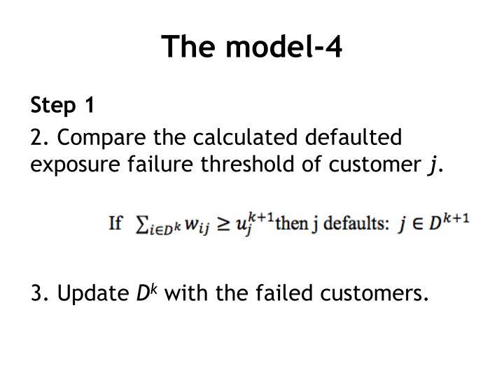 The model-4