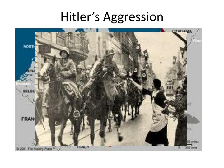 Hitler's Aggression