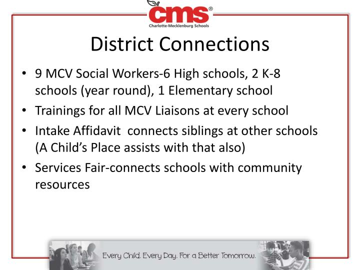 District Connections