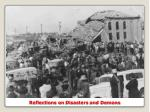reflections on disasters and demons5