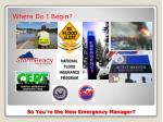 so you re the new emergency manager2