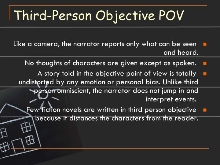 Third-Person Objective POV