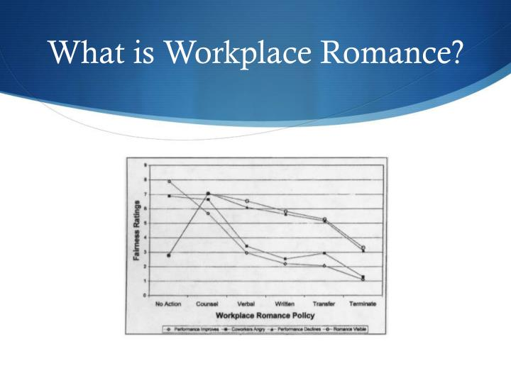 What is workplace romance