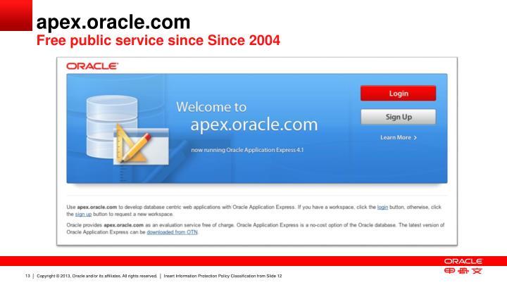 apex.oracle.com