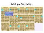 multiple tree maps
