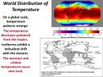 world distribution of temperature2