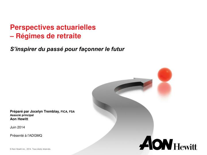 Perspectives actuarielles