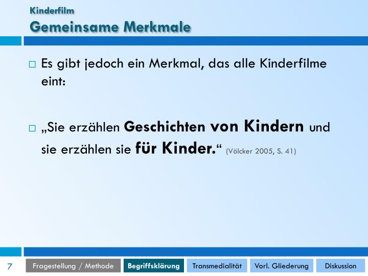 Kinderfilm