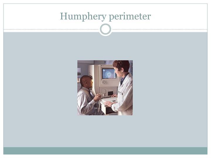 Humphery
