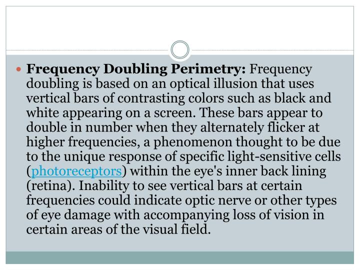 Frequency Doubling