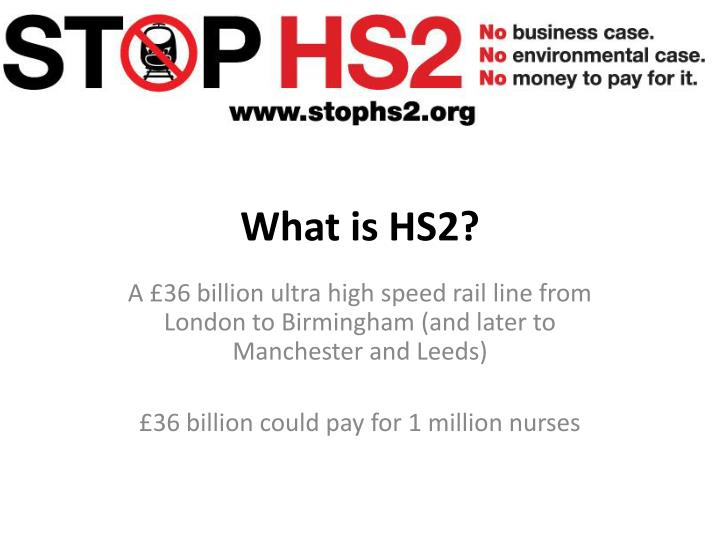 What is hs2