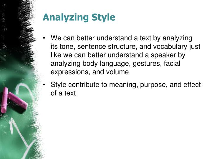 Close Reading The Art And Craft Of Analysis