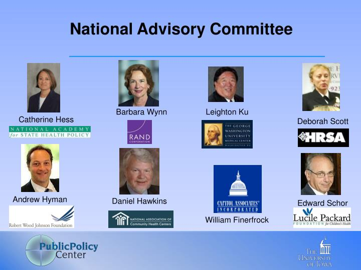 National Advisory Committee