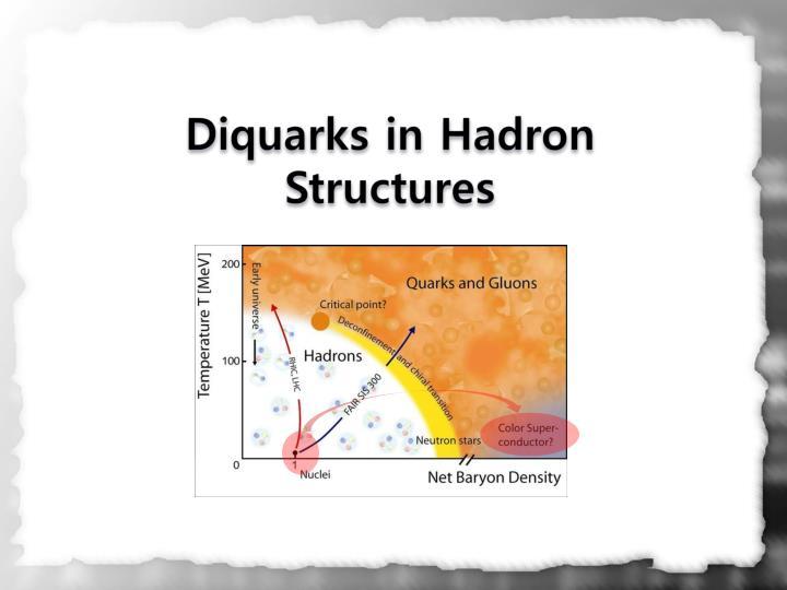 Diquarks