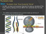 the genetic code2