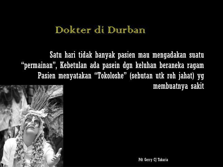 Dokter di Durban