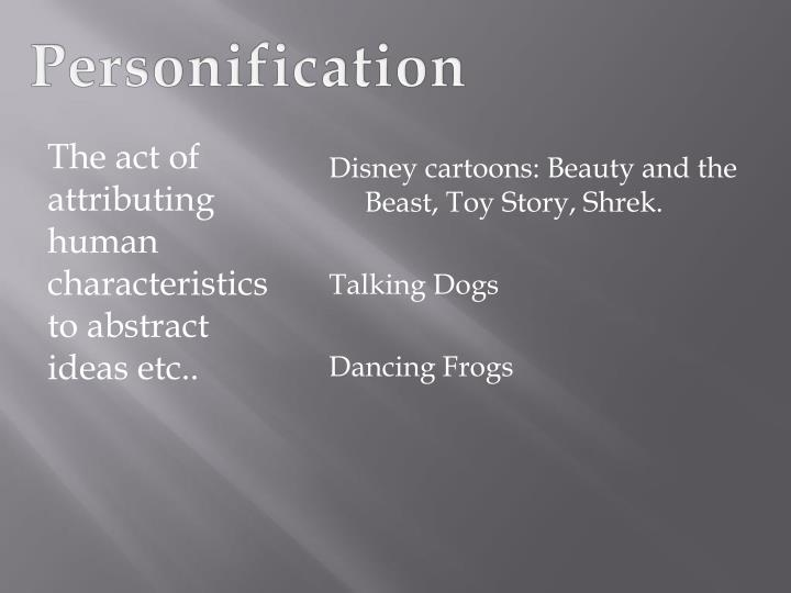 Disney cartoons: Beauty and the Beast, Toy Story, Shrek.