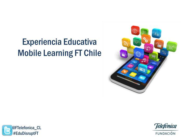 Experiencia Educativa Mobile