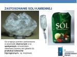 zastosowanie soli kamiennej