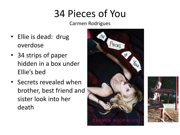 34 Pieces of You