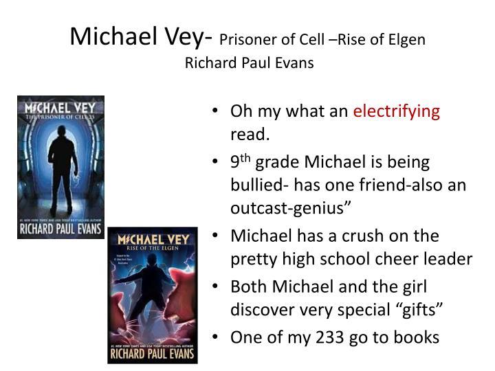 Michael Vey-