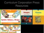 curriculum corporation press resources
