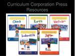 curriculum corporation press resources1