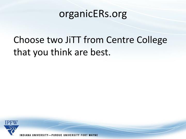 organicERs.org