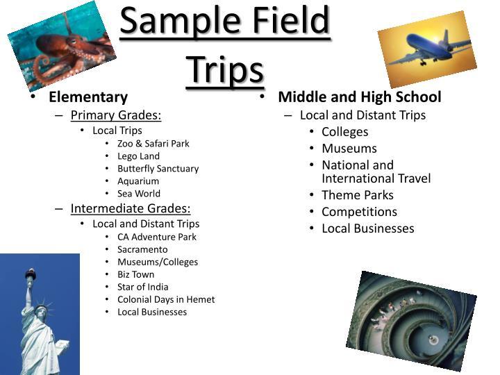 Sample Field