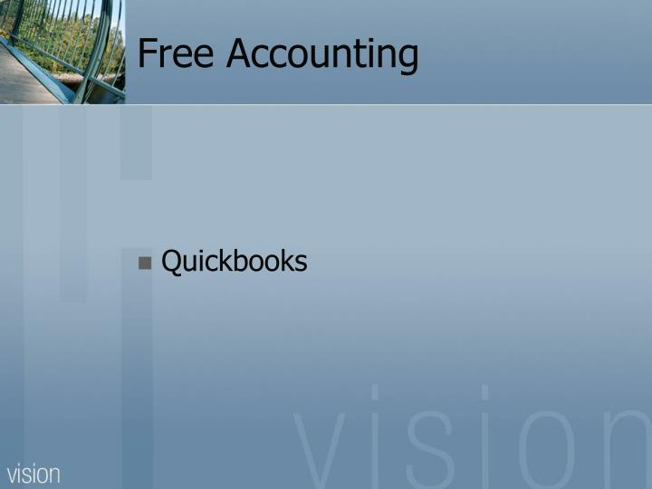 Free Accounting