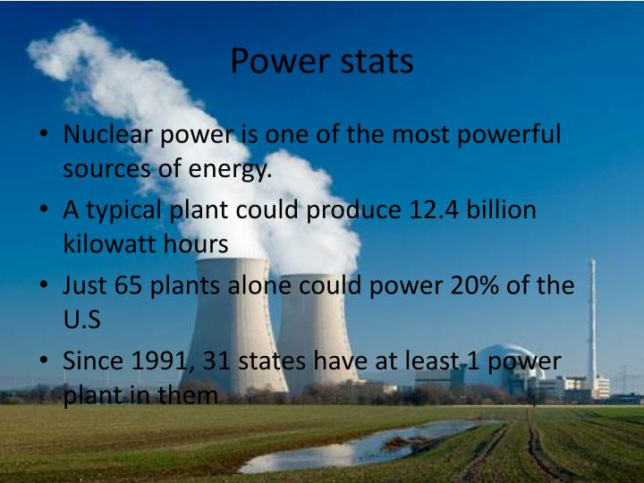 Power stats