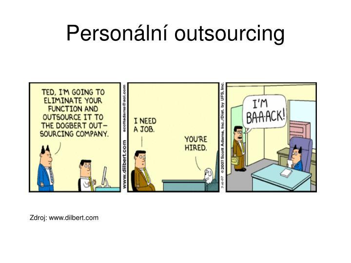 Personální outsourcing