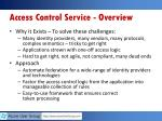 access control service overview1