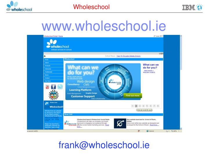 Wholeschool
