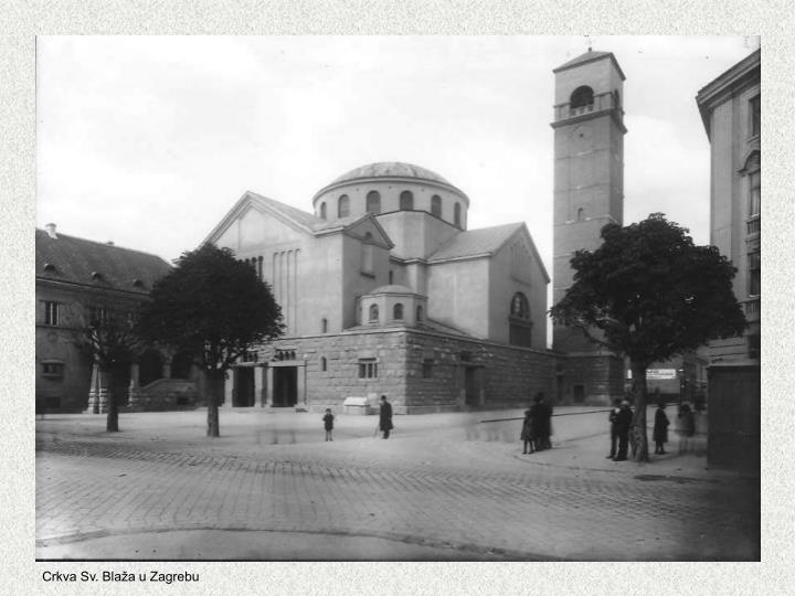 Crkva Sv. Blaža u Zagrebu