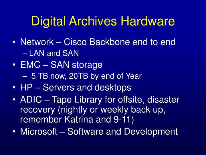Network – Cisco Backbone end to end