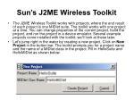sun s j2me wireless toolkit1