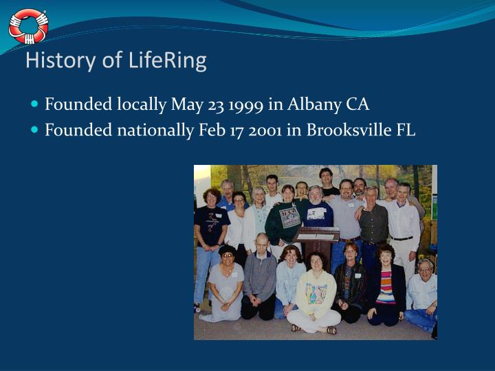 History of LifeRing