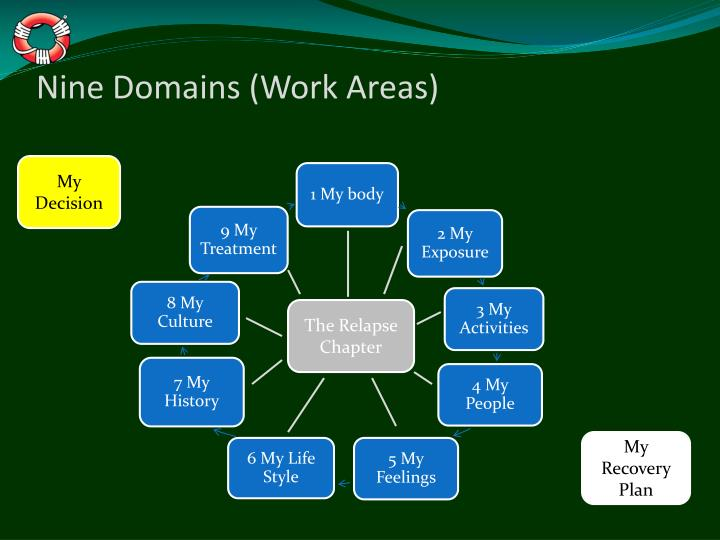 Nine Domains (Work Areas)