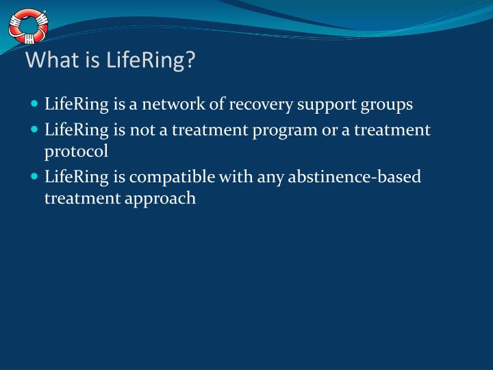 What is LifeRing?