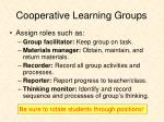 cooperative learning groups2