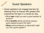 guest speakers2