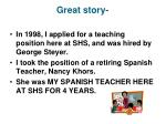 great story