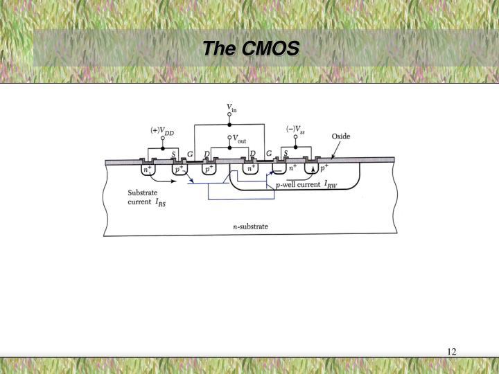The CMOS