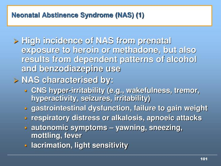 Neonatal Abstinence Syndrome (NAS) (1)