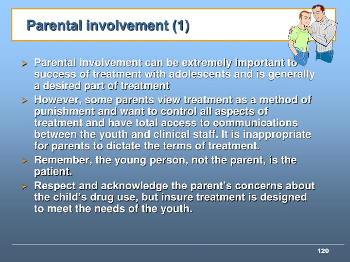 Parental involvement (1)