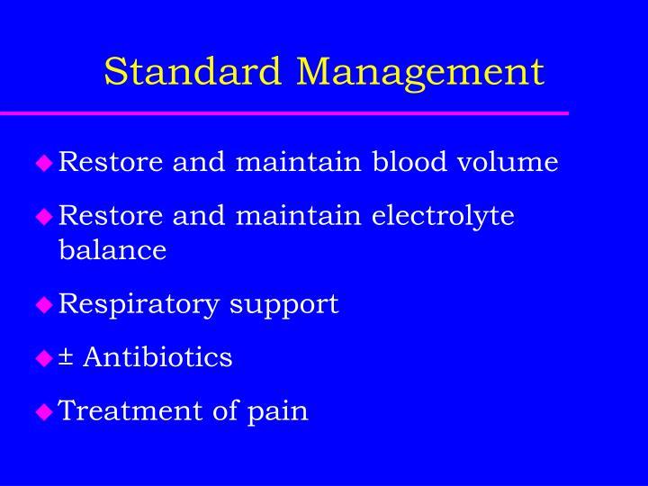 Standard Management