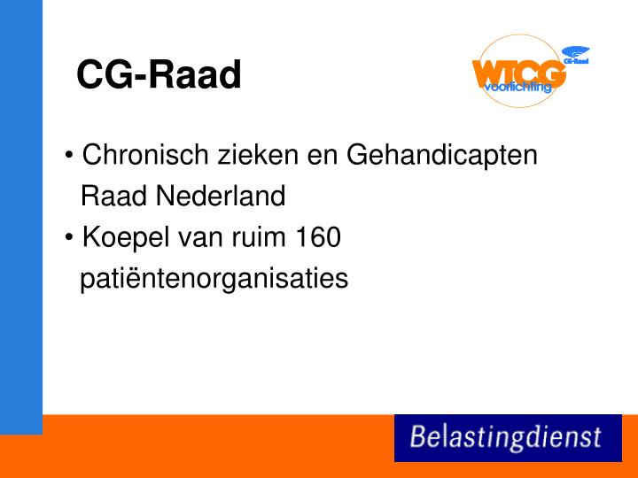 CG-Raad