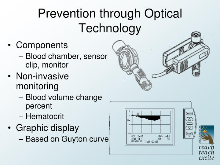 Prevention through Optical Technology