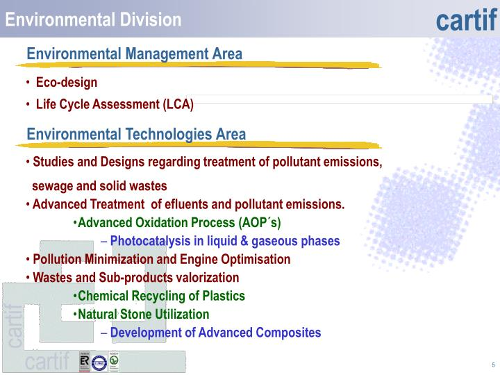 Environmental Division